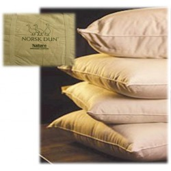Подушка Norsk Dun Nature (organic cotton) 50X70