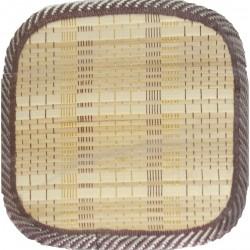 Бамбуковая салфетка круглая