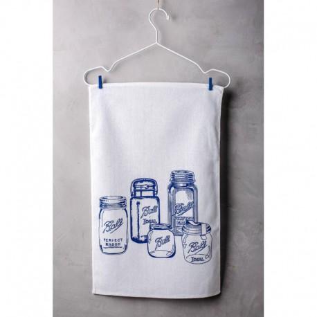 Полотенце рогожка 35x61 Spany Home Cupping-glass