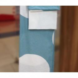 Постельное белье бязь Spany Home Dots брюзовый 1,5-сп(50X70)