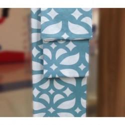 Постельное белье бязь Spany Home Tracery брюзовый 1,5-сп(50X70)