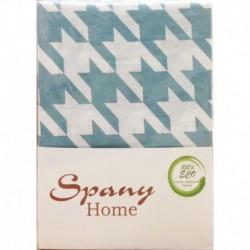 Постельное белье бязь Spany Home Jone брюзовый 2-сп(70X70)