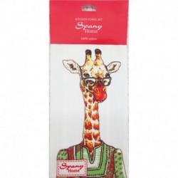 Набор из 2-х кухонных полотенец Spany Home Giraffe