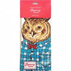 Набор из 2-х кухонных полотенец Spany Home Owl