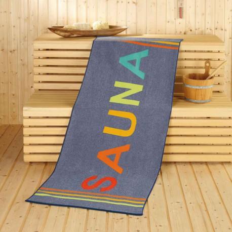 Полотенце махровое 70х180 Gozze Sauna-1