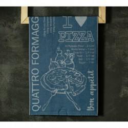 Полотенце кухонное 40x60 Spany Love Pizza