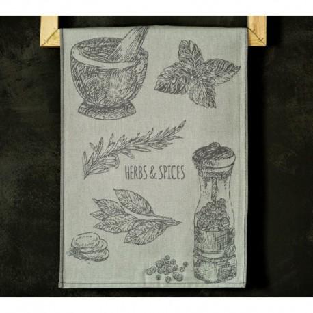Полотенце кухонное 40x60 Spany Herbs