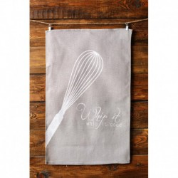 Полотенце рогожка 35x61 Spany Home Whisk
